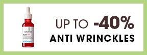 Anti wrinckles