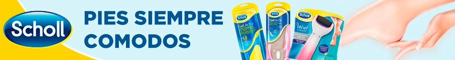 Orthotic insoles - Scholl