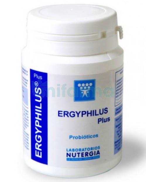 Ergyphilus Plus 60 Capsulas Nutergia