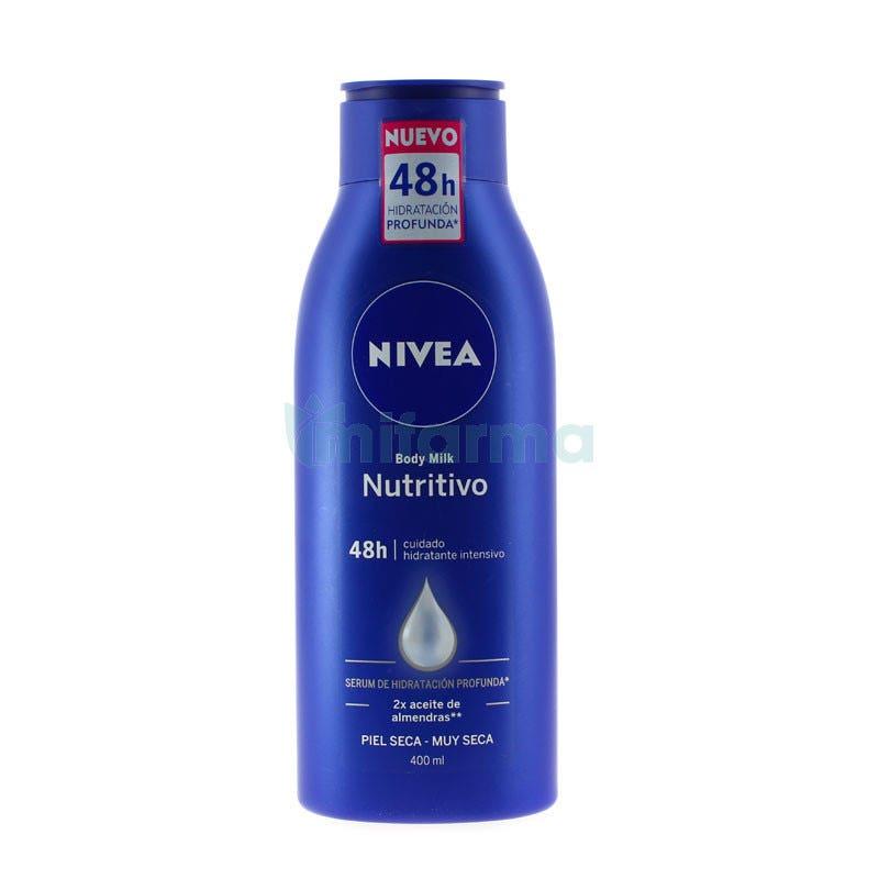 Nivea Body Milk Piel Muy Seca 400 ml