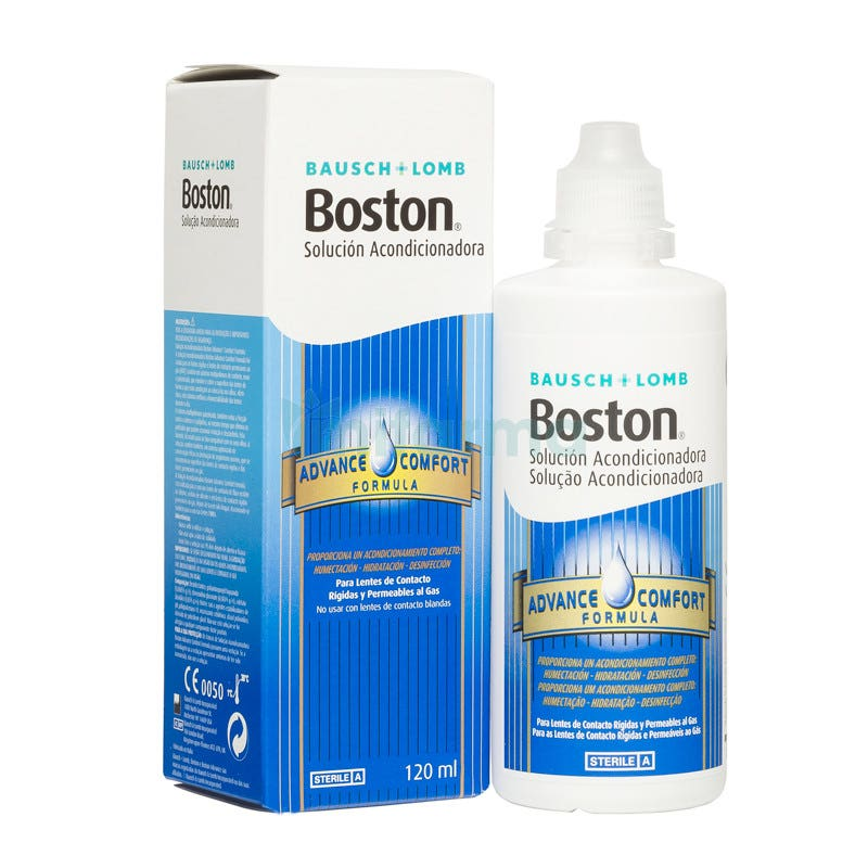Boston acondicionador de lentillas Bausch Y Lomb 120 ml