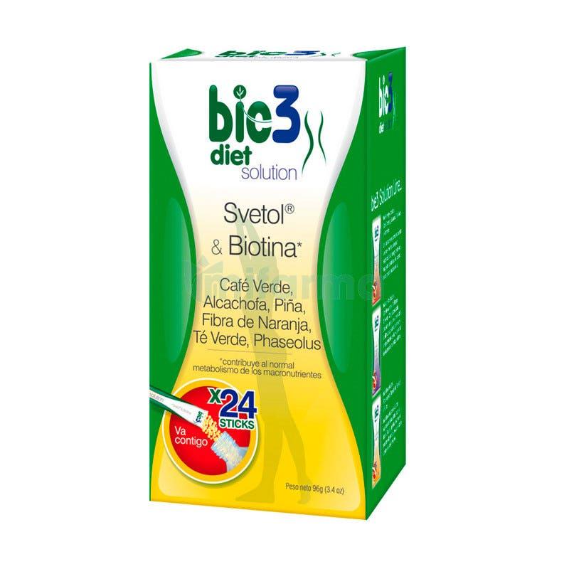 Bie3 Solution 24 Sticks Solubles