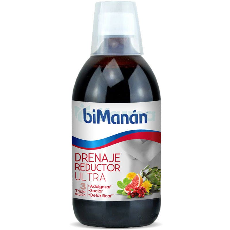 Bimanan Drenaje Reductor Ultra 500ml