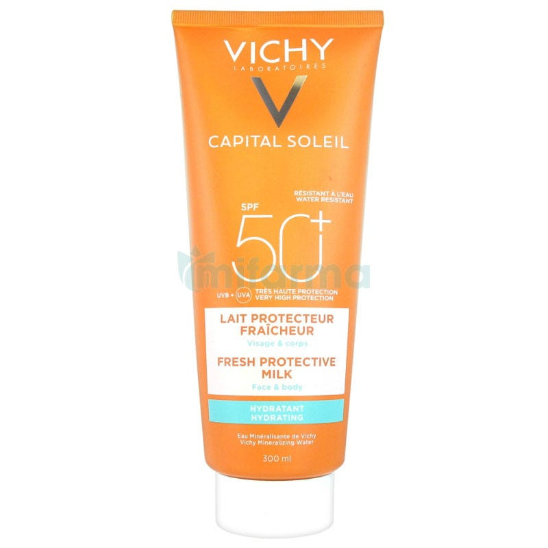 Vichy Ideal Soleil Adulto Leche SPF50  300ml