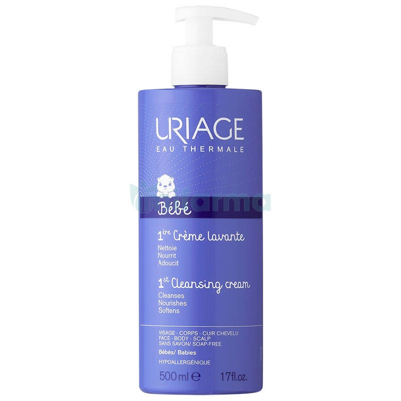 Uriage Bebe Crema Lavante 500 ml