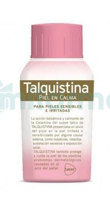 Talquistina Polvo de uso cutaneo 50 g