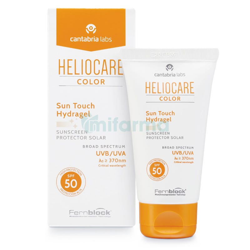 Heliocare Color Toque De Sol Spf 50 50 ml