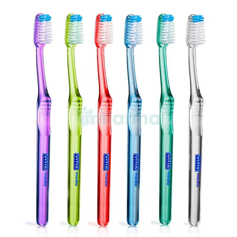 Vitis Cepillo Dental Medio