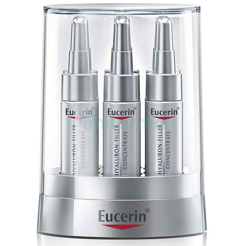 Eucerin Hyaluron Filler Concentrado Antiarrugas Serum 6 Ampollas