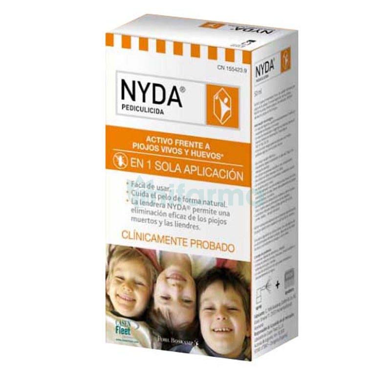 NYDA Pediculicida Casen 50 ml