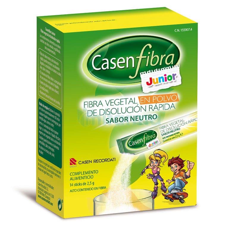 Casenfibra Junior Polvo 14 Sticks 2 5 gramos