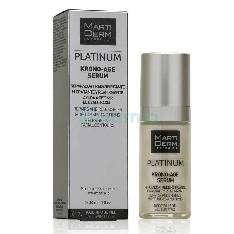 Martiderm Platinum Serum Krono Age 30ml
