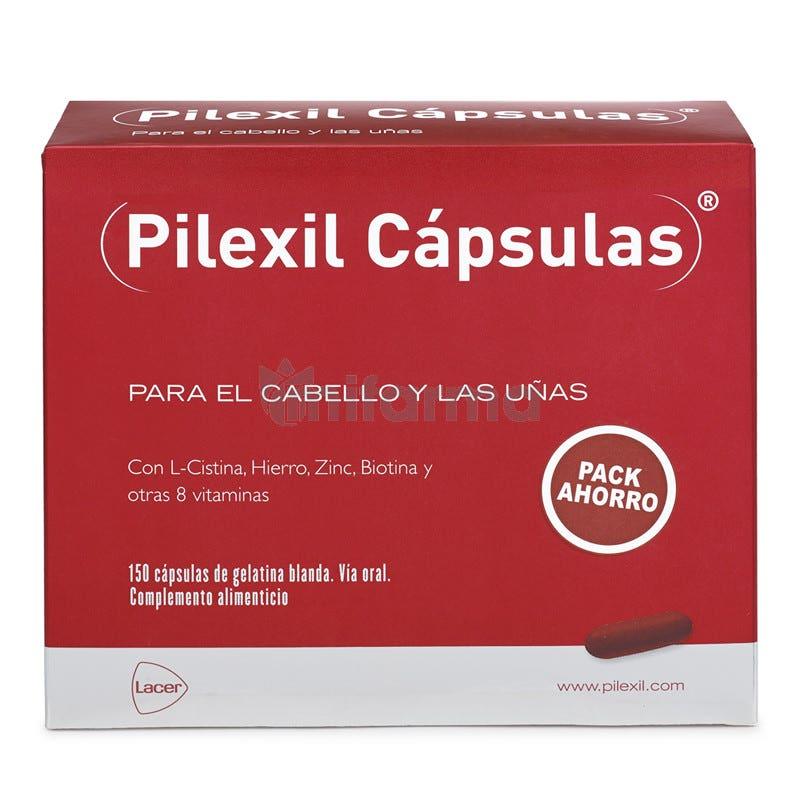 Pilexil Para el Cabello 150 Capsulas de gelatina Blanda