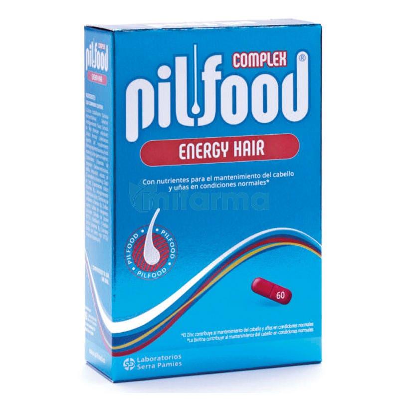 Pilfood Complex Energy Hair 60 comprimidos