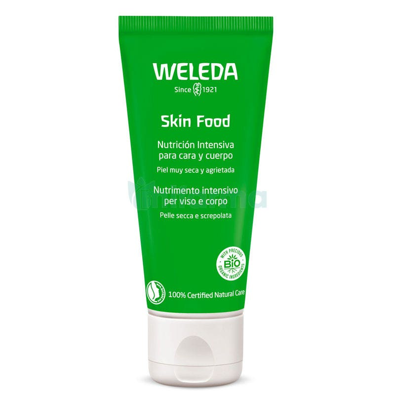 Crema SOS Reparadora Weleda Skin Food 75ml