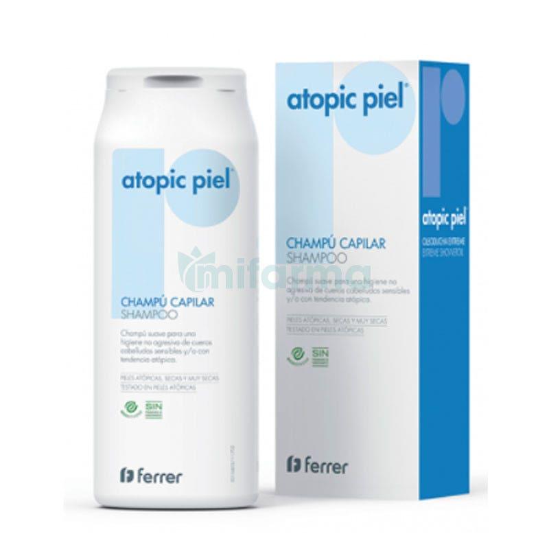 Repavar Atopic Piel Champu Capilar 200 ml
