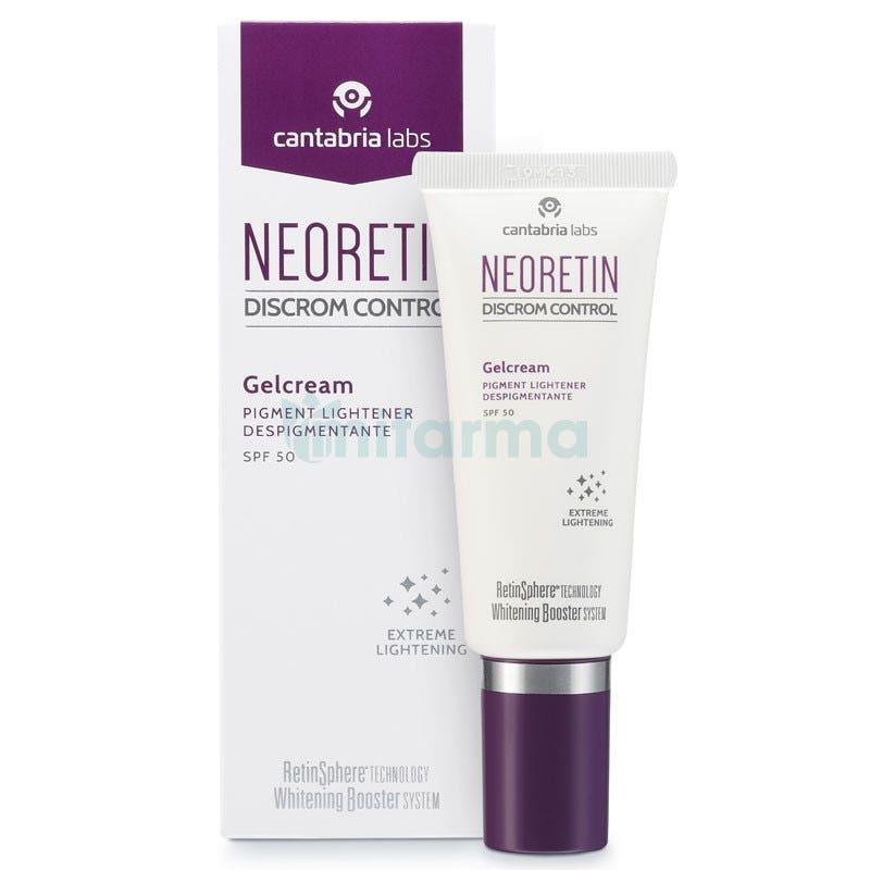 Neoretin Gelcream Despigmentante SPF 50 40 ml