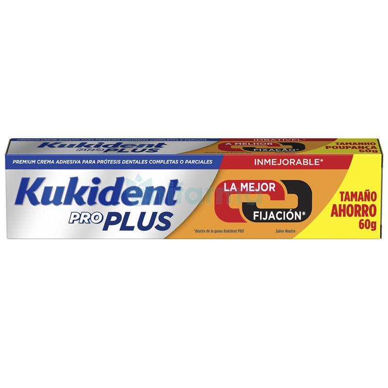 Kukident Complete Pro Doble Accion 60 gramos