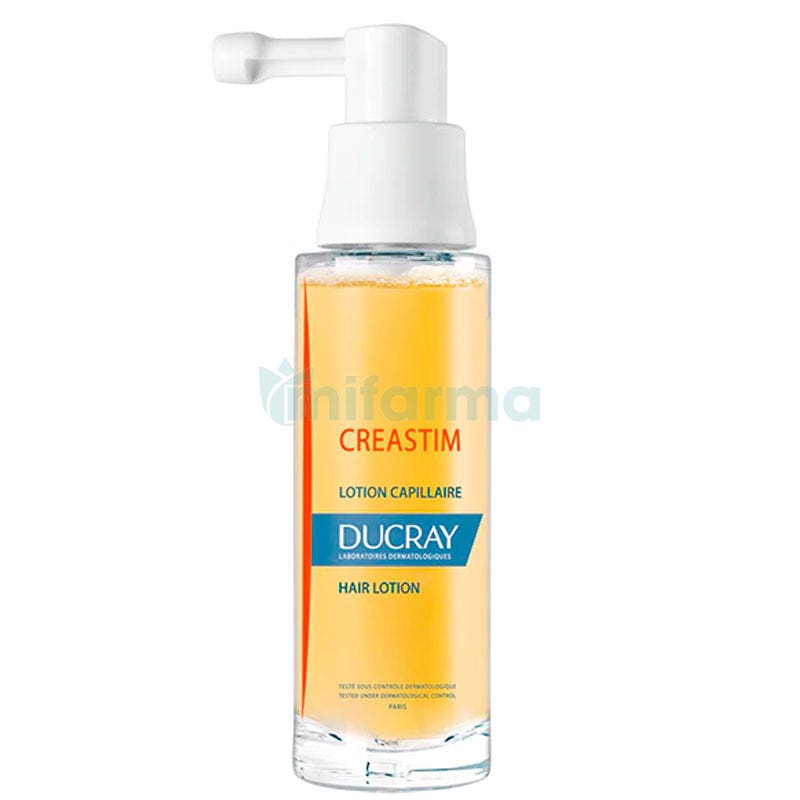 Ducray Creastim Locion Anticaida 2x30 ml