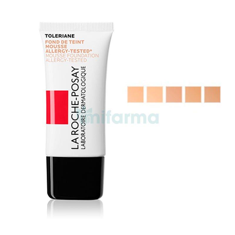 La Roche Posay Toleriane Teint Maquillaje Mousse Matificante SPF20 N01 30ml