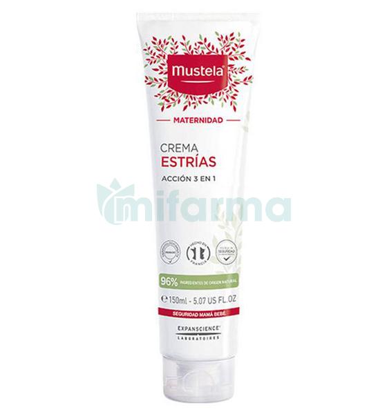 Mustela Crema Antiestrias 150ml (Embarazo)