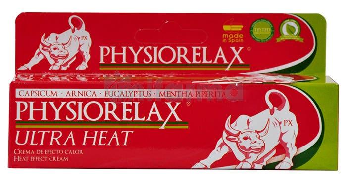 Physiorelax Ultra Heat 75 ml Crema Efecto Calor