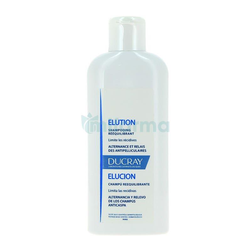 Ducray Elution champu 400 ml