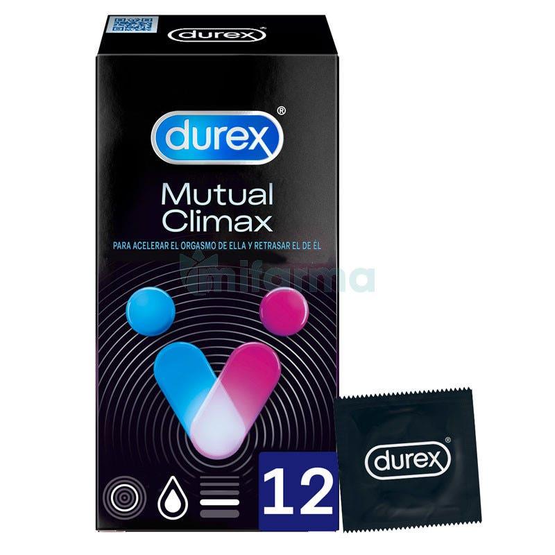 Preservativo Durex Climax Mutuo 12 Unidades