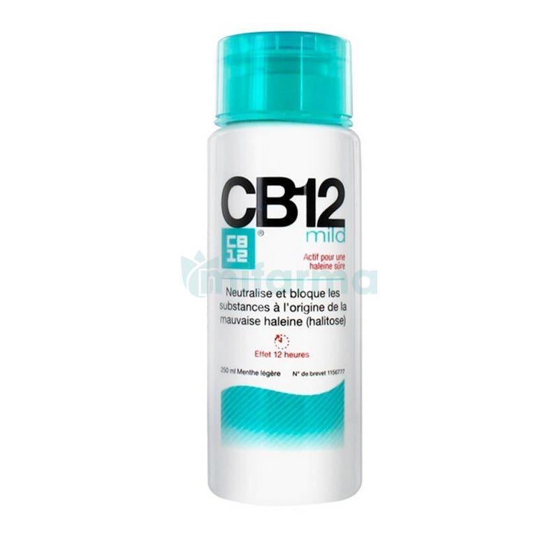 CB12 Mild Aliento Seguro 250 ml
