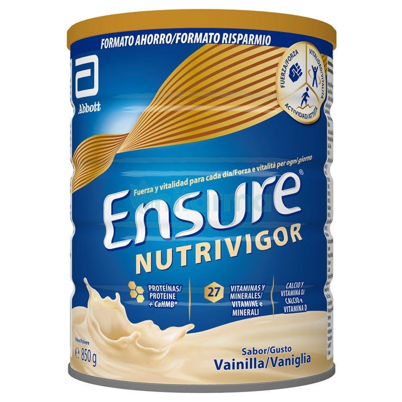 Ensure Nutrivigor Vainilla 850Gramos