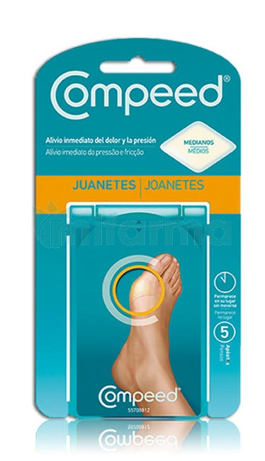 Compeed Juanetes 5unidades