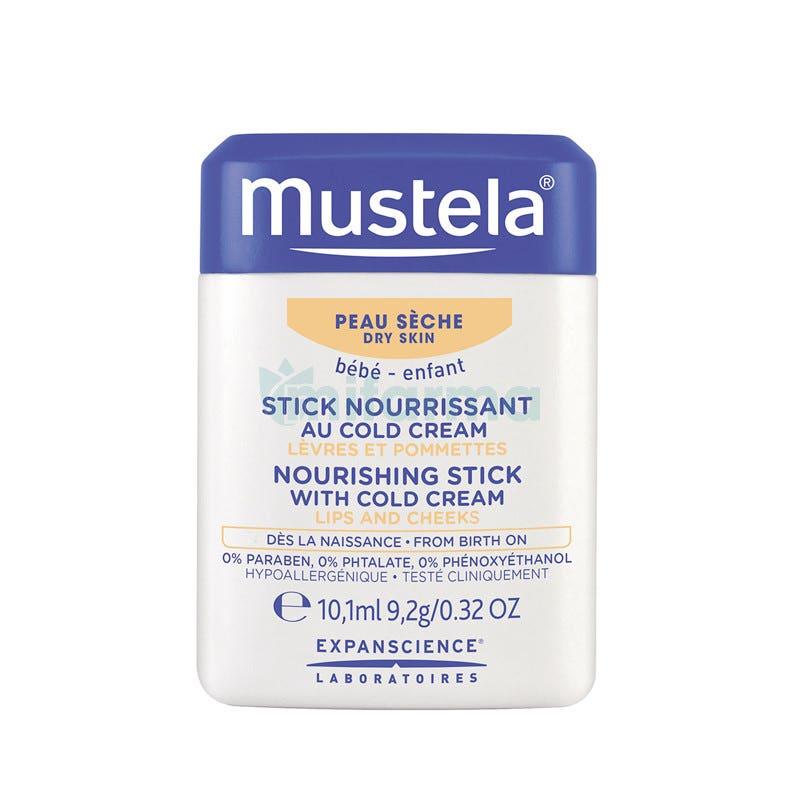 Mustela Cold Cream Hydra-stick 10g