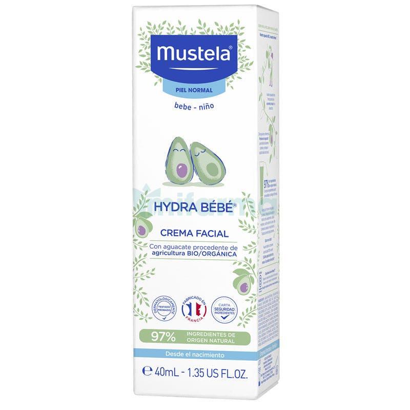 Mustela Hydra-Bebe Cara 40ml