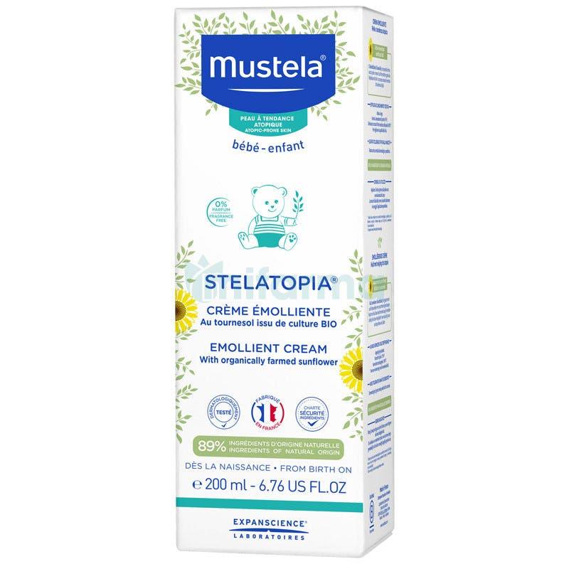 Mustela Stelatopia Crema Emoliente 200ml