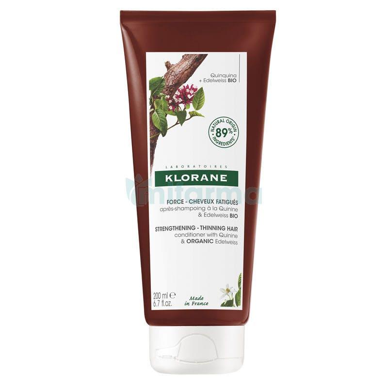 Klorane Balsamo Acondicionador a la Quinina Vitamina B 200 ml