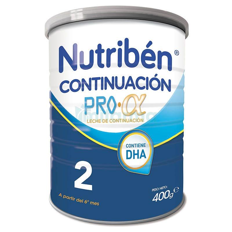 Nutriben Continuacion Polvo 400g BOTE Pequeno