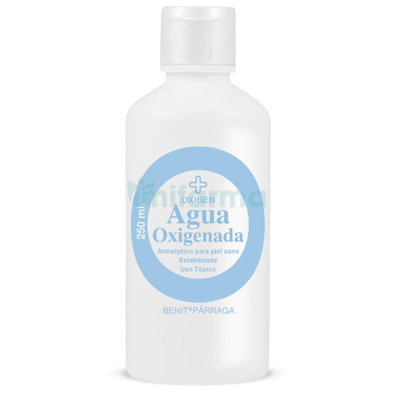 Agua Oxigenada Oxiben 250ml