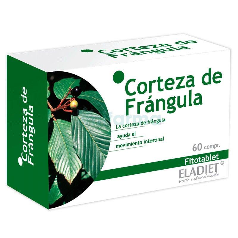 Eladiet Fitotablet Corteza de Frangula 60 Comprimidos