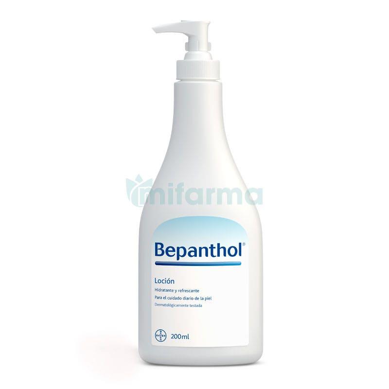 Bepanthol Locion Hidratante Cuidado Diario con Dosificador 400ml