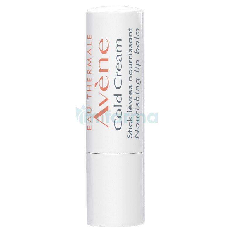 Avene Cold Cream Stick Labial 4 g