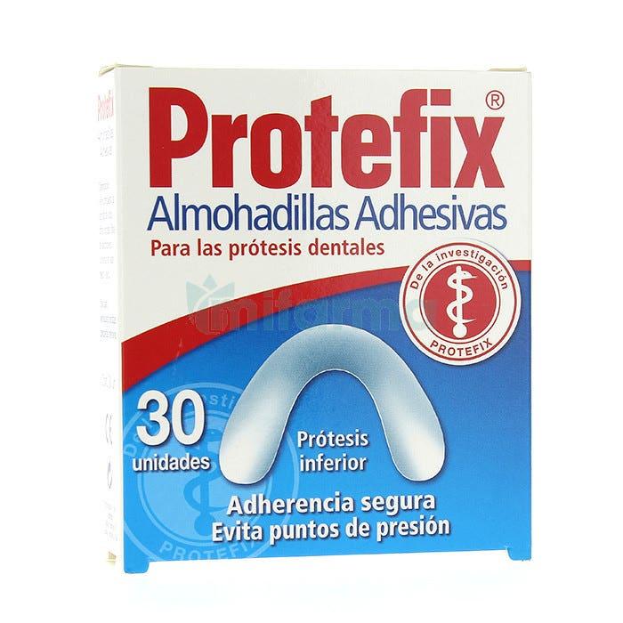 Protefix Almohadilla Inferior 30unidades