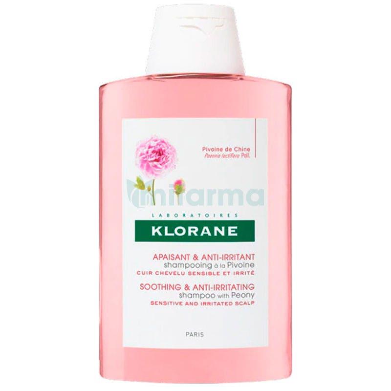 Klorane Champu Extracto De Peonia de China 400 ml