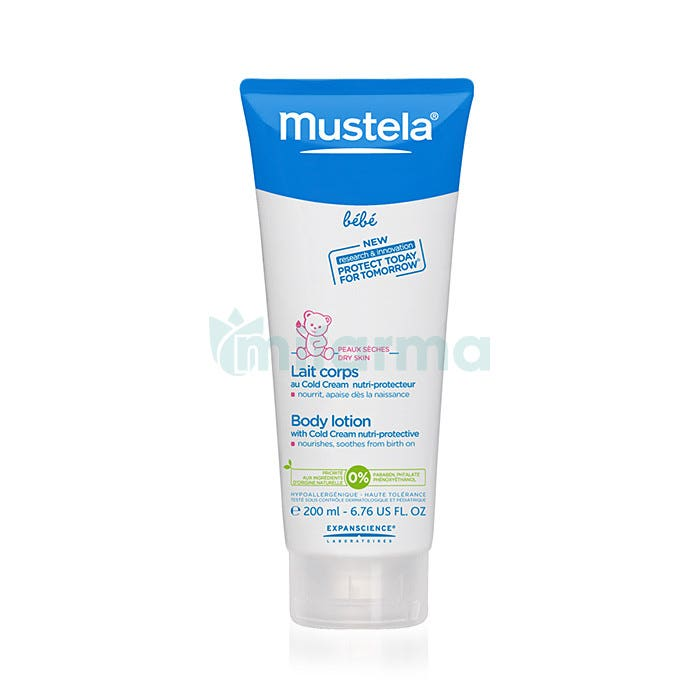 Mustela Cold Cream Leche 200ml
