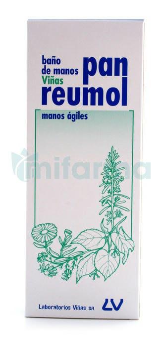 Pan Reumol Bano Manos Solucion 200 ml