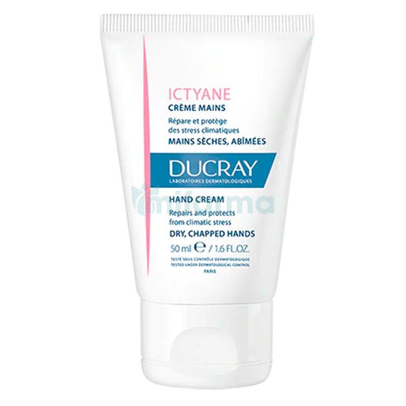 Ducray Ictyane Crema Manos Secas 50 ml
