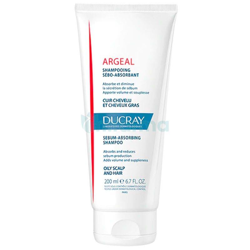 Ducray Argeal Champu Cabello Graso 150 ml