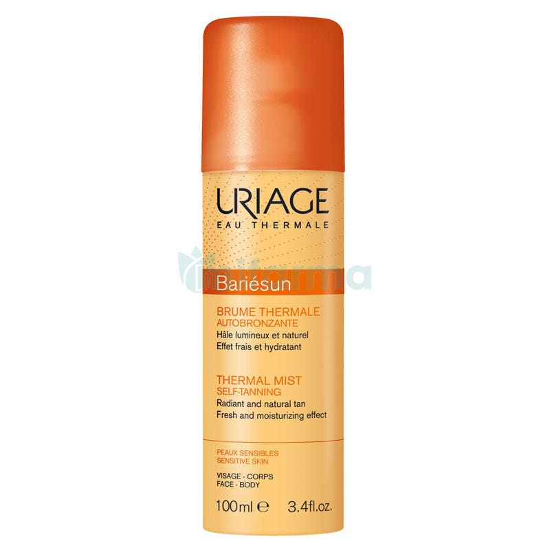 Uriage Bariesun Bruma Termal Autobronceadora 100 ml