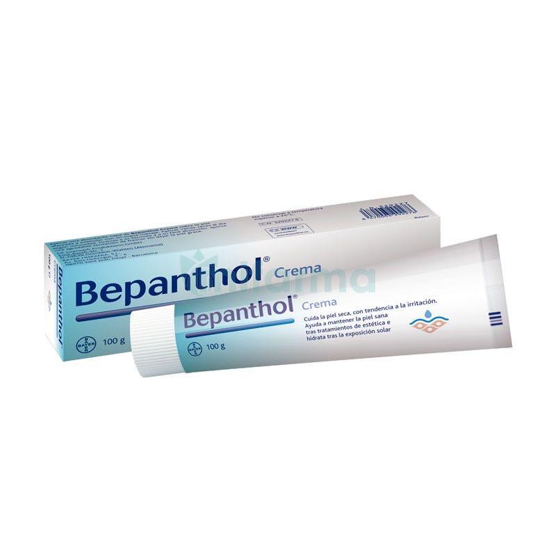 Bepanthol Crema Cuidado Piel Seca 100 gramos