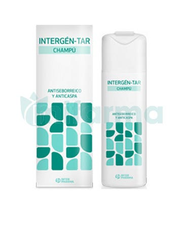 Intergen -Tar Champu 250 ml