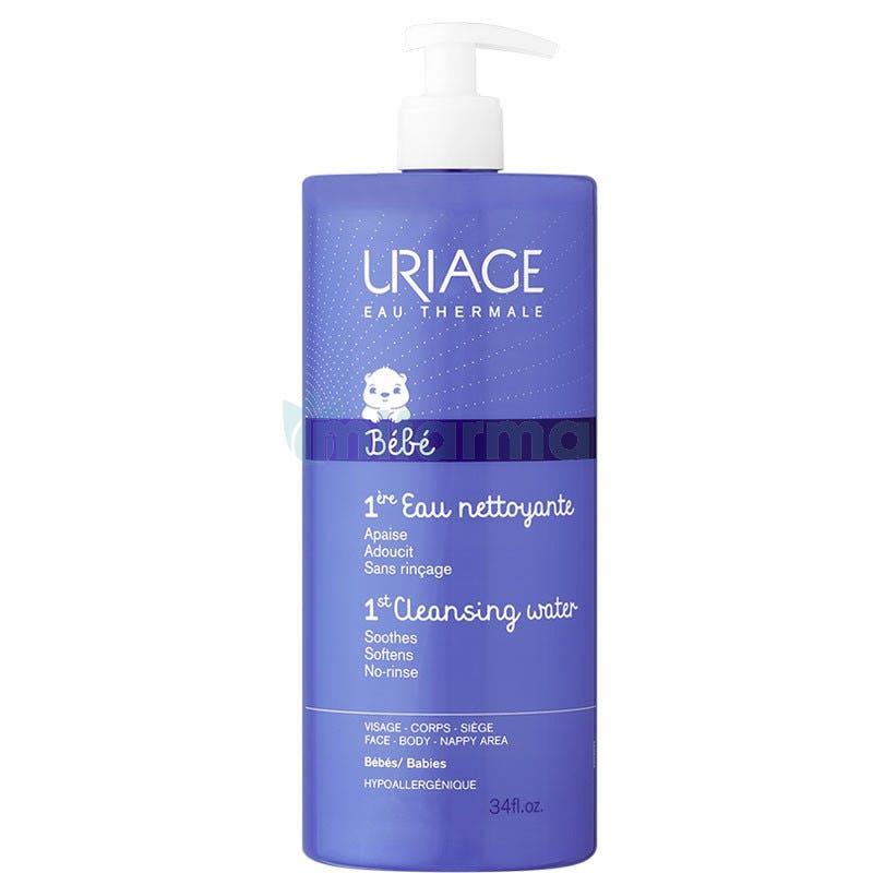 Uriage 1er Agua Sin Jabon para bebes 500 ml